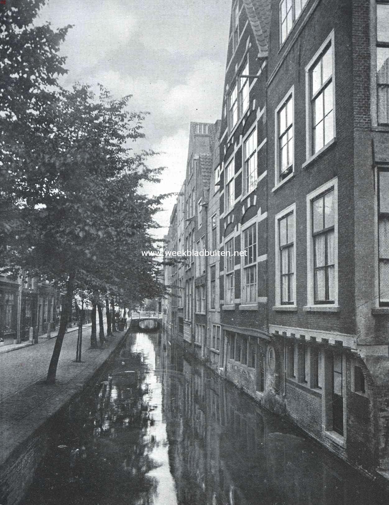 De Voldersgracht te Delft